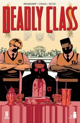 Image Comics's Deadly Class Issue # 39