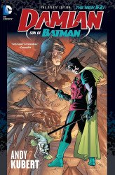 DC Comics's Damian: Son of Batman TPB # 1