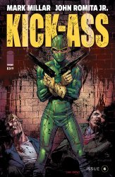 Image Comics's Kick-Ass Issue # 6d