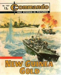 D.C. Thomson & Co.'s Commando: War Stories in Pictures Issue # 1437