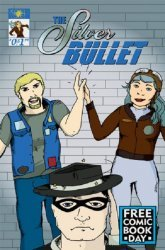 Sparkle Comics's Silver Bullet Issue # 0