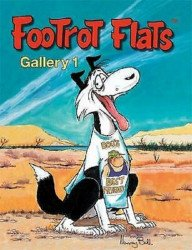 Hachette Book Group's FooTrot Flats: Gallery Soft Cover # 1