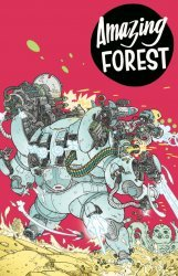 IDW Publishing's Amazing Forest TPB # 1
