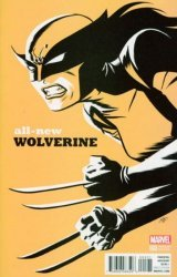 Marvel's All-New Wolverine Issue # 5b