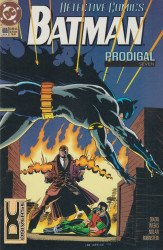 DC Comics's Detective Comics Issue # 680b