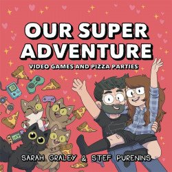 Oni Press's Our Super Adventure Hard Cover # 2