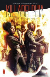 Image Comics's Killadelphia Issue # 4