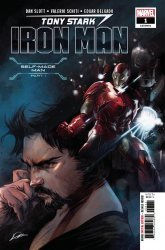 Marvel Comics's Tony Stark: Iron Man Issue # 1
