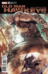 Marvel Comics's Old Man Hawkeye Issue # 3 - 2nd print