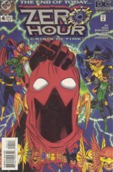 DC Comics's Zero Hour: Crisis in Time Issue # 4