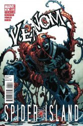 Marvel Comics's Venom Issue # 6