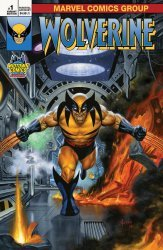 Marvel Comics's Return of Wolverine Issue # 1z