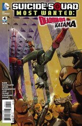 DC Comics's Suicide Squad: Most Wanted - Deadshot/Katana Issue # 4