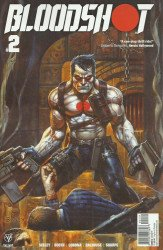 Valiant Entertainment's Bloodshot Issue # 2c