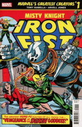 Marvel Comics's True Believers: Marvels Greatest Creators - Iron Fist: Misty Knight Issue # 1