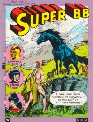Warner Educational Services / DC Comics's Super BB Issue # 3