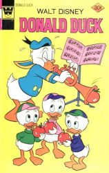 Gold Key's Donald Duck Issue # 176whitman