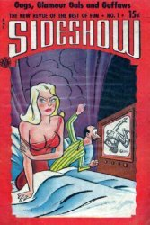 Avon Periodicals's Sideshow Issue # 1