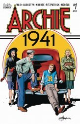Archie Comics Group's Archie 1941 Issue # 1
