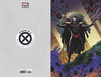 Marvel Comics's Powers of X Issue # 5e