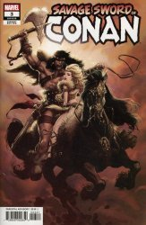 Marvel Comics's Savage Sword Of Conan Issue # 3b