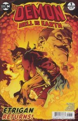 DC Comics's Demon: Hell is Earth Issue # 1