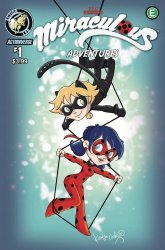 Action Lab Entertainment's Miraculous Adventures Issue # 1b