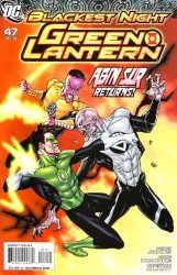 DC Comics's Green Lantern Issue # 47