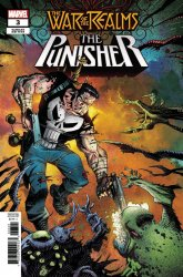 Marvel Comics's War of the Realms: Punisher Issue # 3b