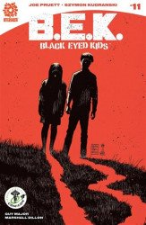 AfterShock Comics's Black Eyed Kids Issue # 11eccc