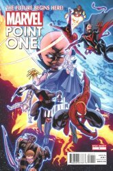 Marvel Comics's Point One Issue # 1