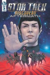 IDW Publishing's Star Trek Discovery: Aftermath Issue # 3
