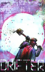 Image Comics's Drifter Issue # 17