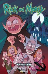Oni Press's Rick and Morty TPB # 8