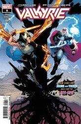 Marvel Comics's Valkyrie: Jane Foster Issue # 8