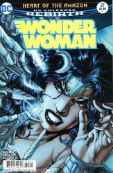 DC Comics's Wonder Woman Issue # 27