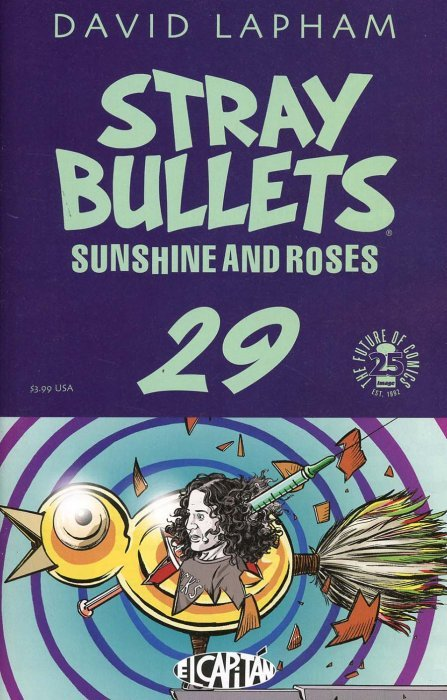 Image Comicss Stray Bullets Sunshine And Roses Issue 29