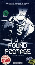 Behemoth Entertainment LLC's Found Footage Soft Cover # 1