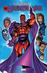 Marvel Comics's X-Men: The Magneto War TPB # 1