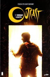 Image's Outcast Issue # 4b