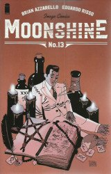 Image Comics's Moonshine Issue # 13