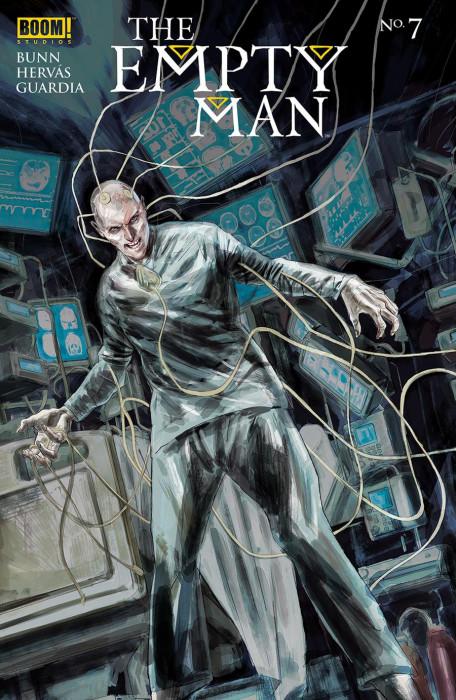The Empty Man #8 BOOM NM Comics Book