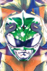 BOOM! Studios's Mighty Morphin Power Rangers/Teenage Mutant Ninja Turtles Issue # 2f