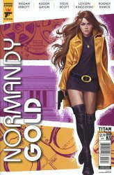 Titan Comics's Hard Case: Crime - Normandy Gold Issue # 3
