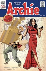 Archie Comics Group's Archie and Sabrina Issue # 706c