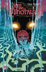 Image Comics's Kill the Minotaur Issue # 2