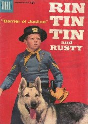 Dell Publishing Co.'s Rin Tin Tin Issue # 23b