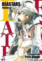 Viz Media's Beastars Soft Cover # 8