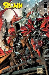 Image Comics's Spawn Issue # 311c