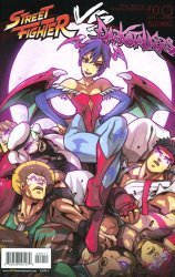 UDON Entertainment's Street Fighter vs Darkstalkers Issue # 0